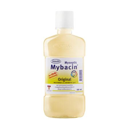 น้ำยาบ้วนปากมายบาซิน สูตรออริจินัล MyBacin Mouthwash Original